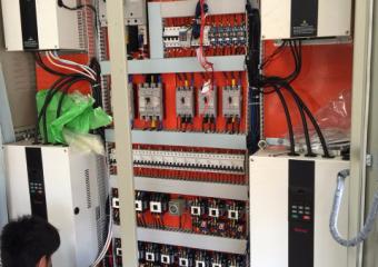 Tủ điều khiển hệ thống quạt